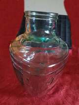 ship glass sweet jar very unusual, rare , no damage, very detailed antique, appr image 3
