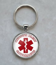 Cataracts Medical Alert Keychain - $14.00+
