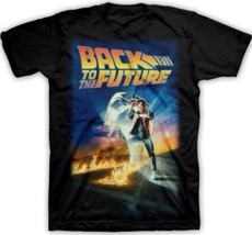 $18.99! NEW! High Quality Mens Back To The Future Movie T-Shirt! S-XL - $18.99