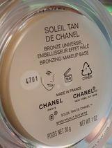 NEW IN BOX ORIGINAL Formula Discontinued Soleil De Tan Chanel Authentic Unused image 6