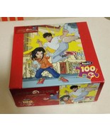 Jackie Chan Adventures 2002 Rose Art 100 Piece Jigsaw Puzzle Martial Art... - $18.76