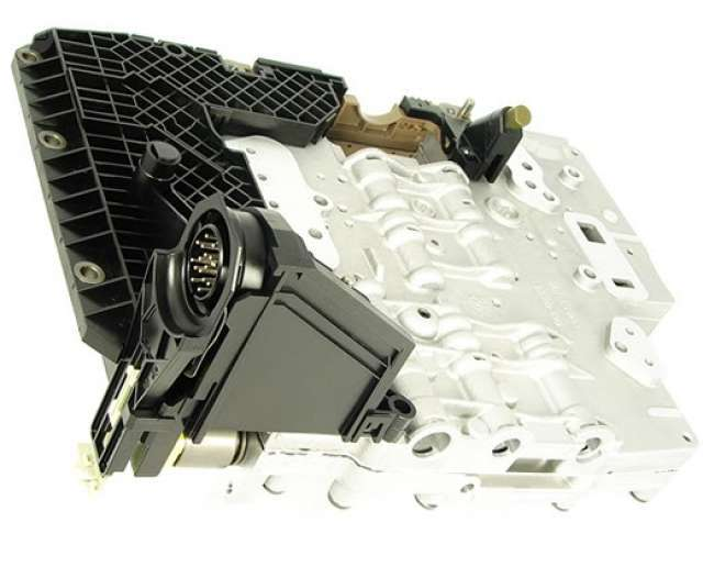 6R60 Valve Body W Solenoids (Ford OEM) & Leadframe 06UP Sportrac - $299.95