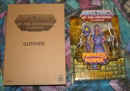 Glimmer MOTUC Masters of the Universe Classics MOSC MOC POP Skeletor He-Man - $46.00