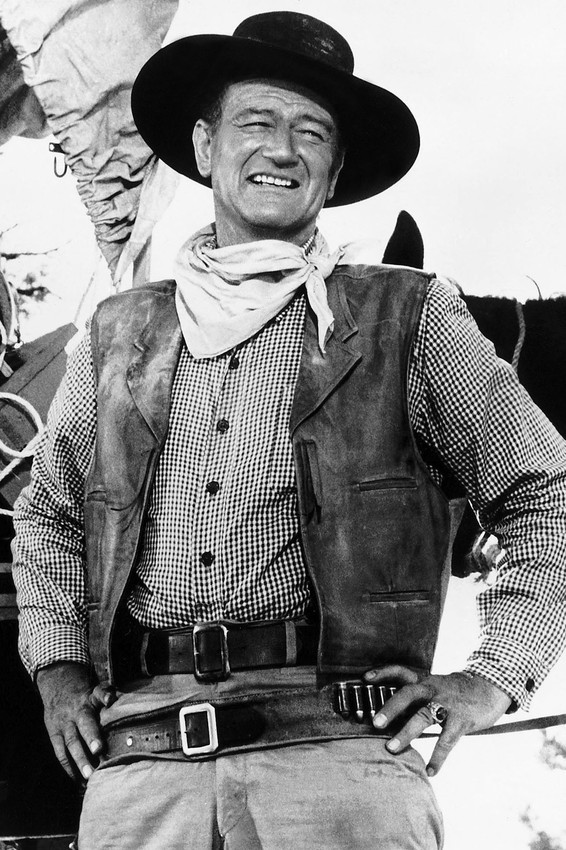 Primary image for John Wayne The Commancheros 18x24 Poster