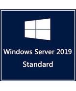 Windows Server 2019 Standard Key & Download - $9.90