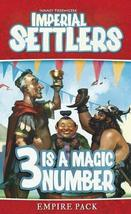Imperial Settlers 3 is A Magic Number Board Game - $14.40