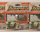 Hexbug TAGAMOTO Motorized Smart Car Road Set With Track & Code - 3 Ways To Play!