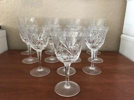 Gorham Crystal Wine Glasses (Set Of 12) - $70.29