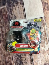 Mecard Venoma Deluxe Battle Action Game  - $9.99