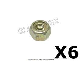 PORSCHE 911 930 BOXSTER CAYMAN (1965-2008) Exhaust Nut (8 X 13 mm) 6 pcs... - $28.85
