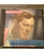 Bill Haley and His Comets From The Original Master Tapes USED CD - $0.99