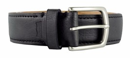 BRAND NEW LEVI'S MEN'S PREMIUM CLASSIC GENUINE LEATHER BELT BLACK 11LV02US image 1