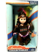 """Americana Collectables """"Native American"""" Doll by Eugene - $14.49"""