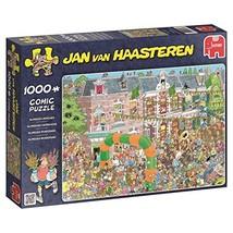 Jumbo Jan Van Haasteren Nijmegen Marches Jigsaw Puzzle 1000 Piece - $41.14