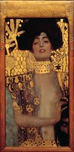"Gustav Klimt ""Judith and the Head of Holofernes"" HD print on canvas 24x16"" - $19.79"