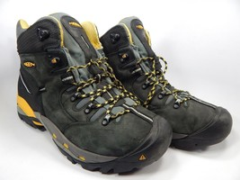 "Keen Pittsburgh 6"" Size US 12 2E WIDE EU 46 Men's Steel Toe Utility / Work Boots"