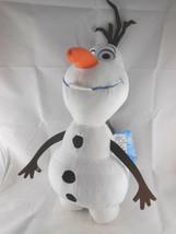 Disney Frozen Olaf Plush Doll Backpack Snow man Bag Elsa's Anna's Friend... - $11.13