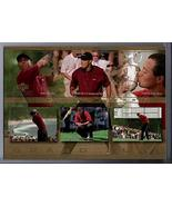 TIGER WOODS 2001 Upper Deck Grand Slam Limited Edition #/5000 Very Rare - $44.55