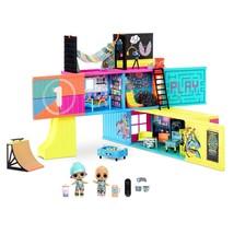 L.O.L. Surprise! Clubhouse Playset con más de 40 sorpresas y 2 muñecas e... - $59.40