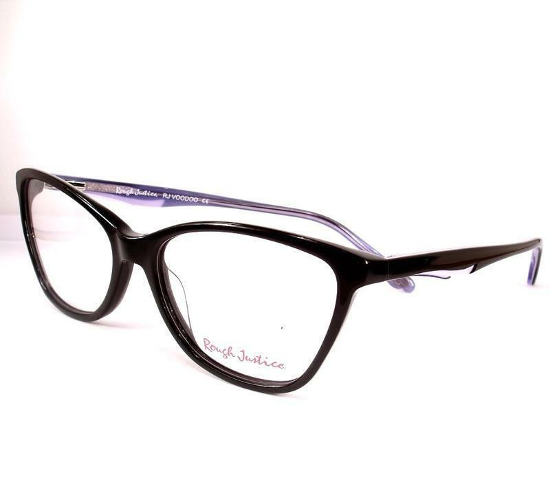 Primary image for Rough Justice Eyeglasses Voodoo Black Women Case 53-16-135 Plastic