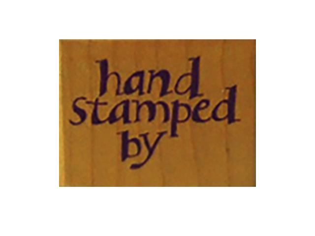Stampede Rubber Stamps Hand Stamped By Rubber Stamp