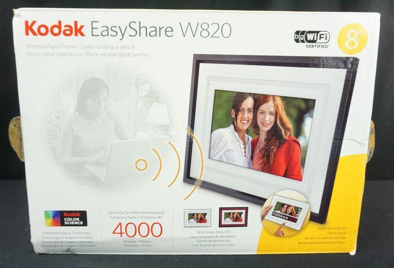 Kodak Easyshare W820 8-Inch Wireless Digital and 50 similar items