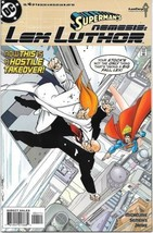 Superman's Nemesis: Lex Luthor Comic Book #4 DC Comics 1999 NEAR MINT NE... - $3.25