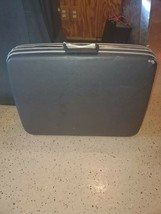 Vtg Samsonite Series 3600 28x21x8.5 Blue Hardside Suitcase Hard Travel L... - $39.99