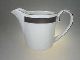 Vera Wang By Wedgwood Sable Duchesse Creamer NEW WITH TAGS Made in UK - $42.97