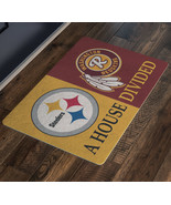 Custom House Divided Welcome Doormat - $37.00
