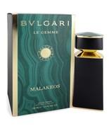Bvlgari Le Gemme Malakeos By Bvlgari Eau De Parfum Spray 3.4 Oz For Men - $375.14