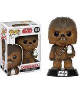 The Last Jedi - Chewbacca Funko Pop! Star Wars: Toy [New] - $13.99