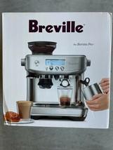 Breville Barista Pro Espresso Maker, Black  - $713.79