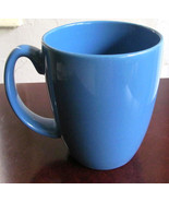 Vintage (1) Blue Color Corelle By Corning Collectible Stoneware Mug - $8.99