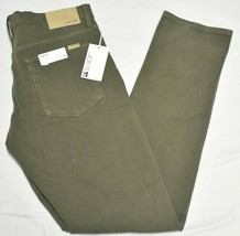 Joe's Jeans Men's Size 34 34x34 Kinetic Stretch Slim Fit Denim Green Arm... - $59.95