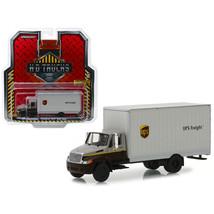 International Durastar Box Van UPS Freight (United Parcel Service) H.D. ... - $30.58