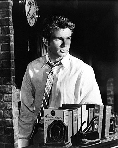 Warren Beatty Handsome 1960'S 16X20 Canvas Giclee