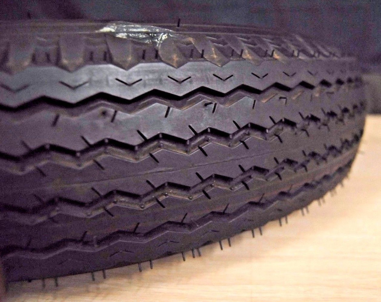 Toro 120-1206 Wheel And Tire Assembly 4.80-12 Tubless Tire