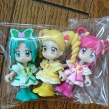 BANDAI Yes! Precure 5 GoGo! Pretty Cure Precode Doll Figure 3 Body set Used - $148.99