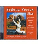 Sedona Vortex Sites [Audio CD] [Jan 01, 2005] Suzanne McMillan-McTavish - $22.00