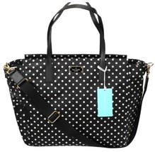 KATE SPADE BLAKE AVENUE TADEN DIAMOND DOT DIAPER BAG - $168.29