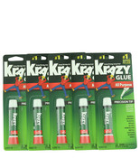Krazy Glue Super Glue All Purpose Precision Tip 5 ct 0.07 oz  - $8.56