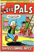 Li'l Pals #1 1972-Marvel-1st issue-funny animals-FN - $35.31