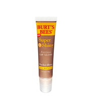 Burts Bees Super Shiny Lip Gloss in Pucker Berry - Full Size - $12.00
