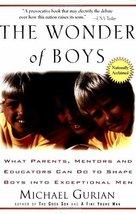 The Wonder of Boys Gurian, Michael - $3.71