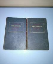 Encyclopedia Popular Science Do-it-Yourself volumes 2 & 3 Vintage 1956 - $11.87