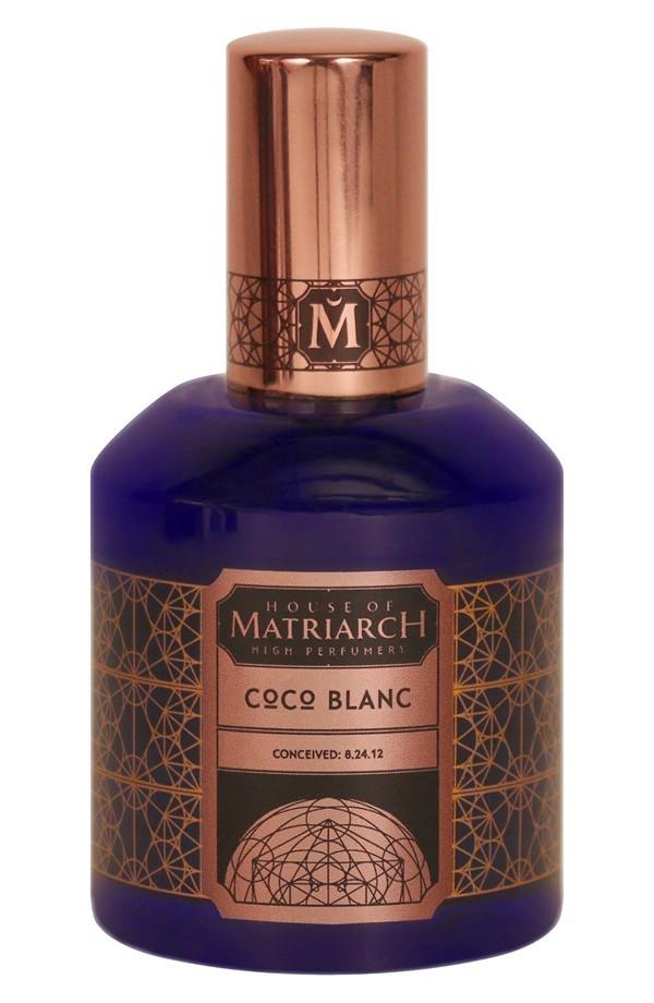 COCO BLANC by HOUSE OF MATRIARCH 5ml Travel Spray Perfume VANILLA CHAI CHOCOLATE