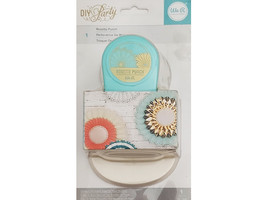 American Crafts DIY Party Rosette Punch #660778