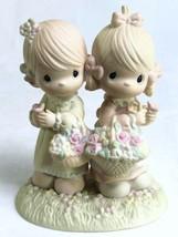 Enesco Precious Moments Figure To My Forever Friend 100072 Samuel J Butcher 1985 - $7.83