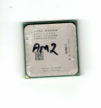 Amd Athlon 64 LE-1620 2.40 G Hz 1000MHz 1MB Socket AM2 Cpu 50FF3 - $12.00